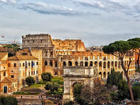 B&B roma centro Colosseo