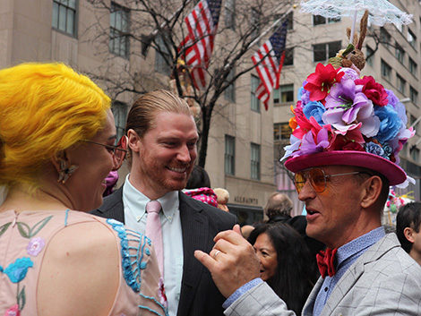 Easter Bonnet Parade New York