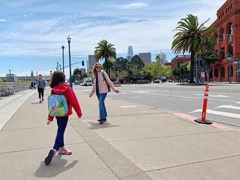 San Francisco con bambini:
