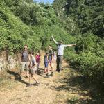 Rafting con i bambini vicino Roma: a Subiaco sul fiume Aniene