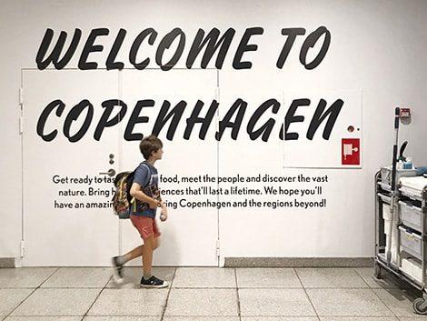 Copenhagen con bambini