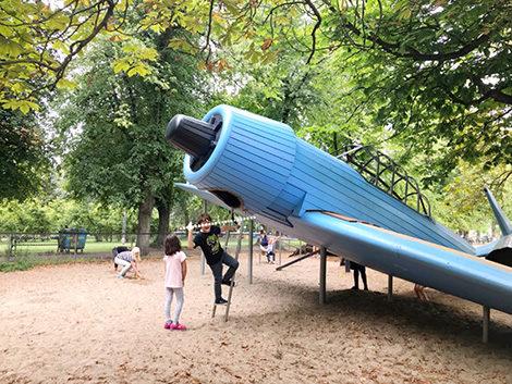 Nørrebroparken area giochi