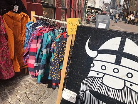 negozio sulla Strædet