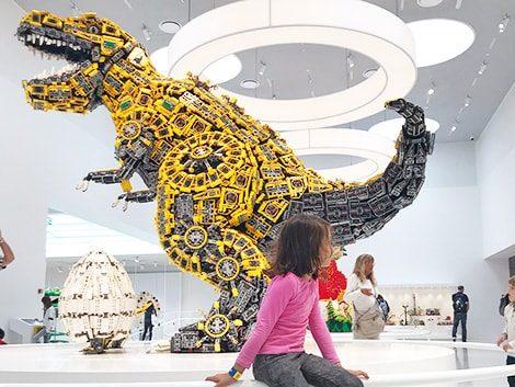Lego House a Billund