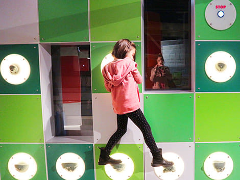 Explora Museo dei Bambini
