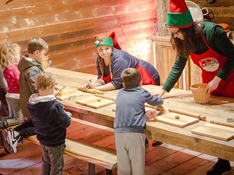 Castello di Natale a Montepulciano