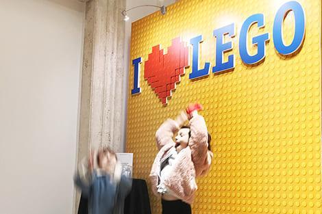 Mostra Lego a Roma piazza Venezia