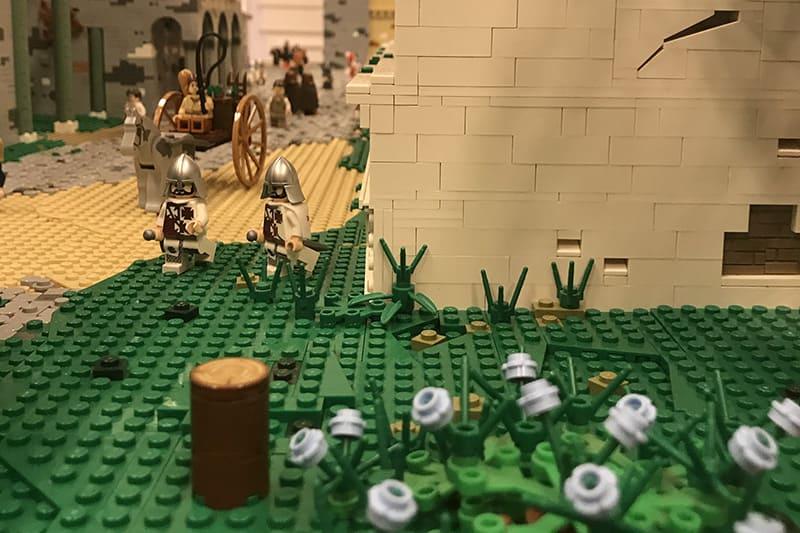 Mostra Lego a Roma 2020