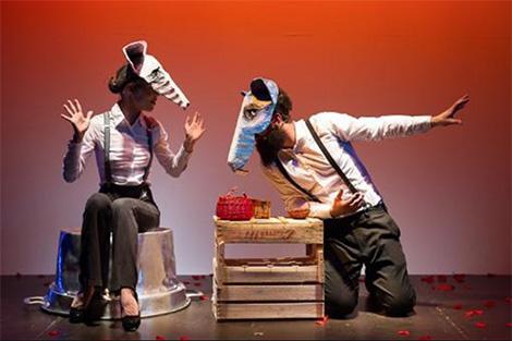 Le favole di esopo al Teatro San Carlino