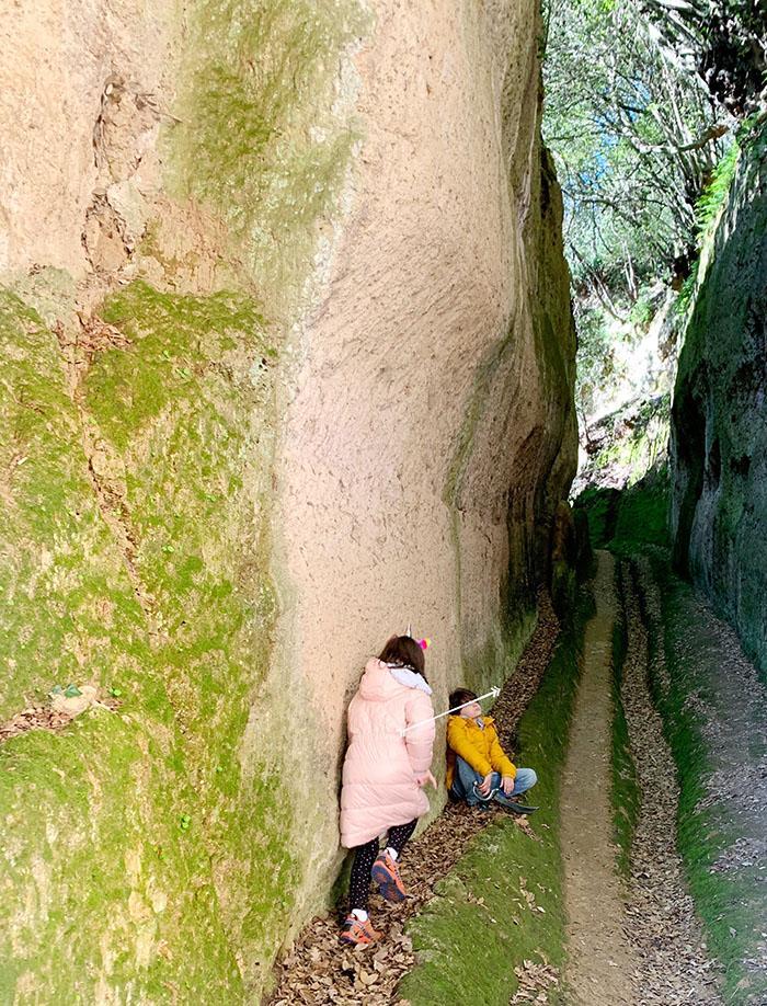 La Via Cava di San Giuseppe a Pitigliano