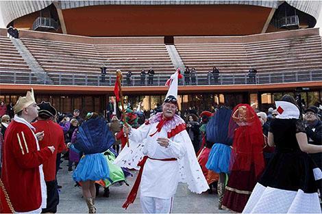 Carnevale all'Auditorium