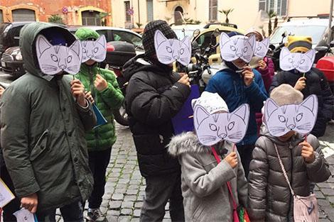 visite guidate per bambini a Roma