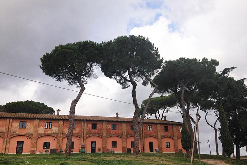 I Casali del pino, Roma