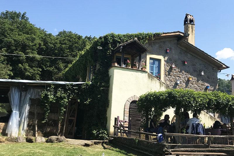 Il Casale sul fiume Treja