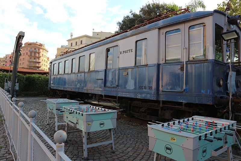 Museo dei trasporti atac roma