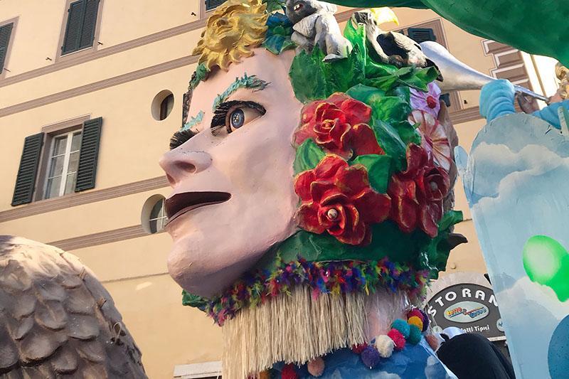 Carnevale a Pitigliano