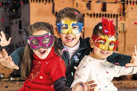 Carnevale a Santa Severa