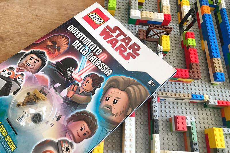 Libro gioco di Lego Star Wars